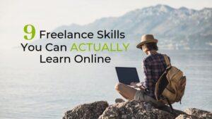 10 skills for freelancing