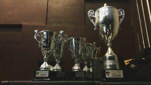 Certifications and Awards om upwork
